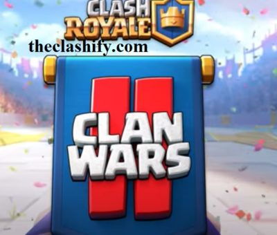 Clash Royale Clan War 2.0 Update 2020