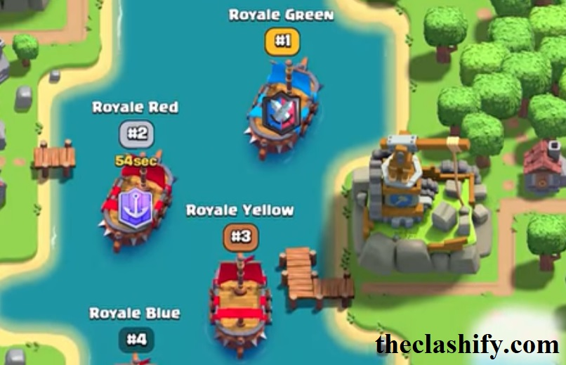 Clash Royale Clan War Update 2020
