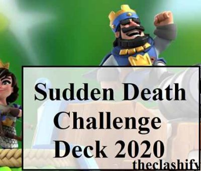 Sudden Death Challenge Deck 2020
