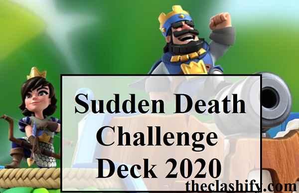 Sudden Death Challenge Deck 2020