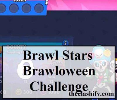 Brawl Stars Brawloween Challenge Maps