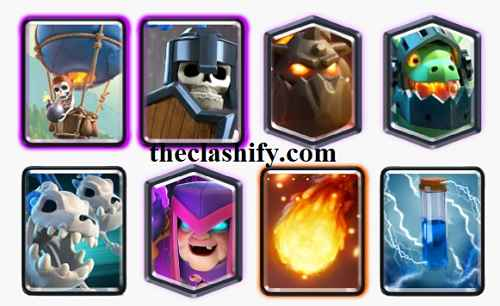 Lava Best Mother Witch Deck Arena 11