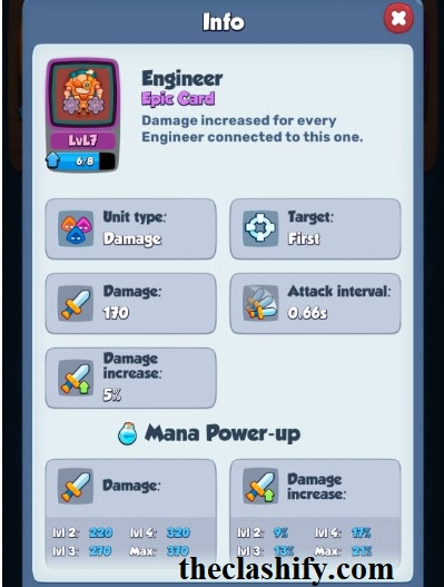Rush Royale Best Cards
