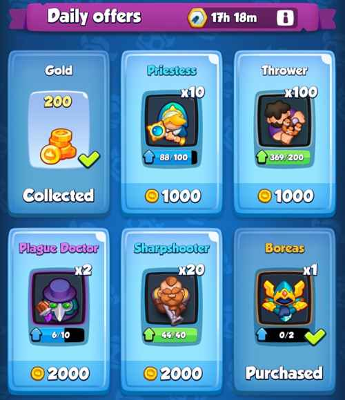 How To Get Free Legendary Cards In Rush Royale ( 2021 )