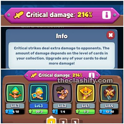 Rush Royale cards tips