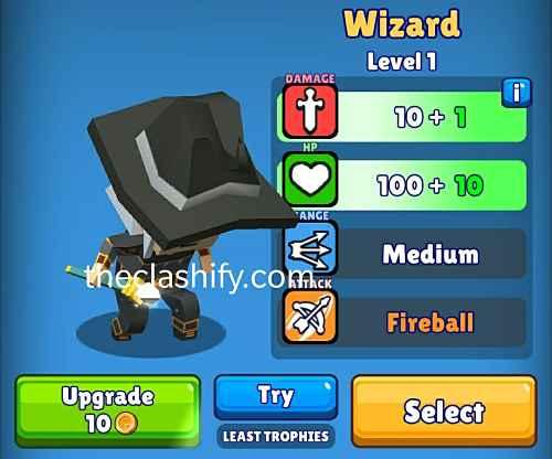 Hunt Royale Best Hunter Wizard