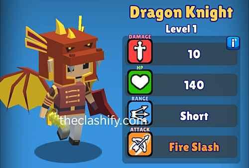 Hunt Royale Dragon Knight