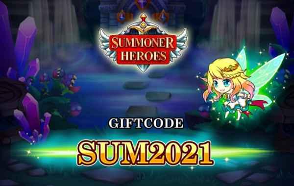 Summoner Heroes Gift Code List