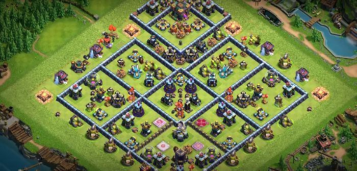 Best TH 14 Base for War