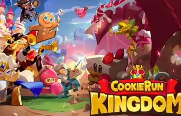 Cookie Run Kingdom Code 2021