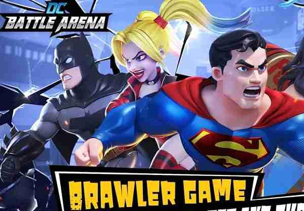 DC Battle Arena Redeem Code