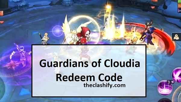Guardians of Cloudia Redeem Code May 2021