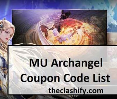 MU Archangel Coupon Code