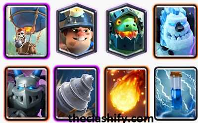 Best Goblin Drill Deck with Balloon and Miner