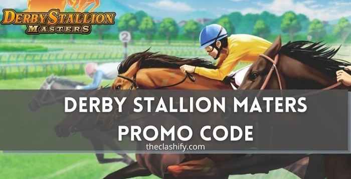 Derby Stallion Maters Promo Code 2021 June