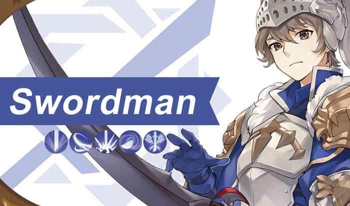 The Legend of Neverland Class Swordman