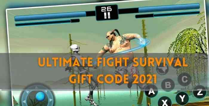 Ultimate Fight Survival Gift Code 2021 June
