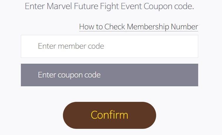 MARVEL Future Fight Coupon Code 2021 July