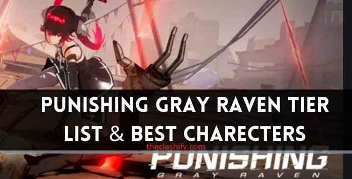Punishing Gray Raven Tier List & Best Charecters