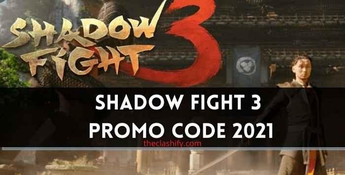Shadow fight 3 промокод