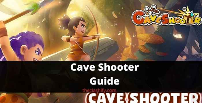 Cave Shooter Guide