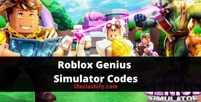 Genius Simulator Codes