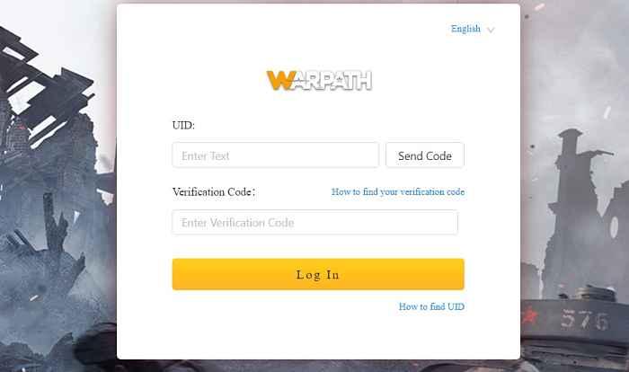 Warpath Redeem Code 2021 September ( Today )