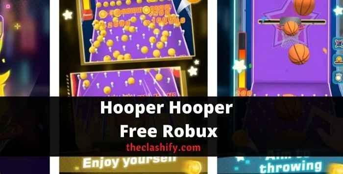 Hooper Hooper Free Robux