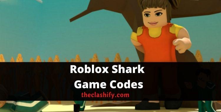 Roblox Shark Game